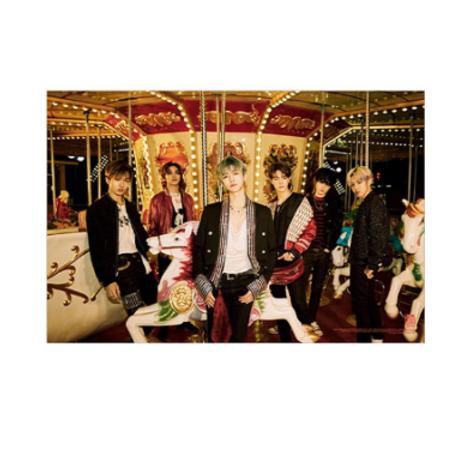 Offizielles NCT Dream Poster (ca. 92 x 61cm) - Reload
