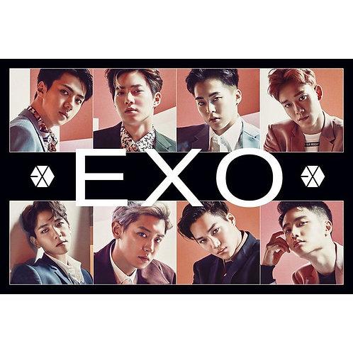 EXO Poster (91,5 x 61cm)