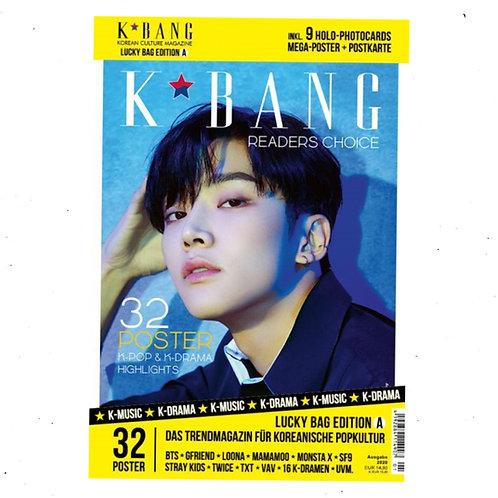 K*Bang Readers Choice 2020 - Rowoon Lucky Bag Edition