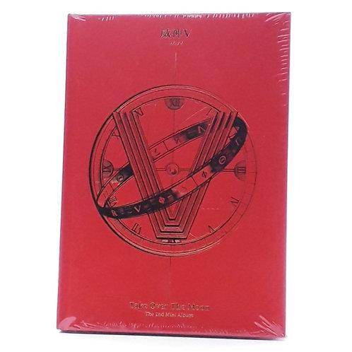 WayV 2nd Mini Album - Take Over The Moon