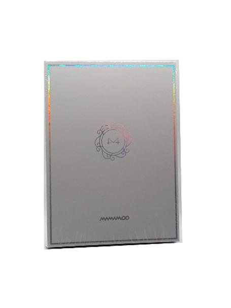 Mamamoo 9th Mini Album - White Wind