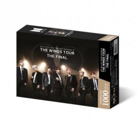 BTS Wings Tour Puzzle 1000 Teile