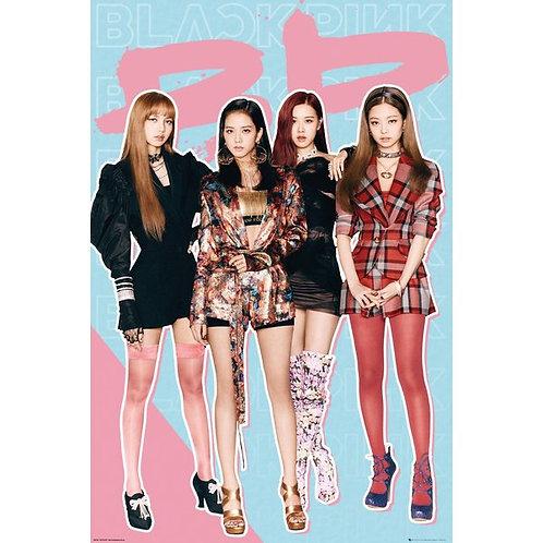 Blackpink Poster #2 (61 x 91,5cm)