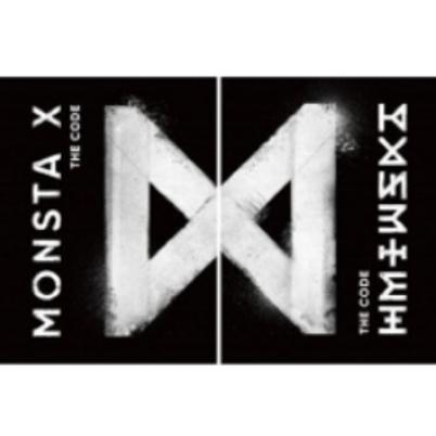 Monsta X 5th Mini Album - The Code