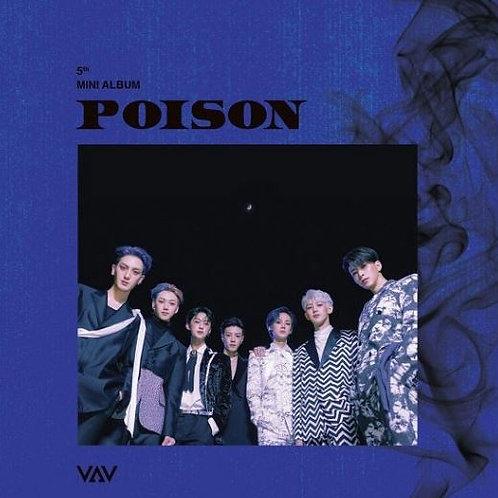 VAV 5th Mini Album - Poison
