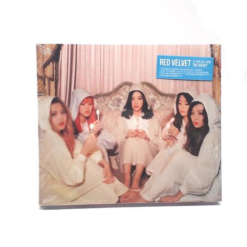 Red Velvet 2nd Mini Album - The Velvet