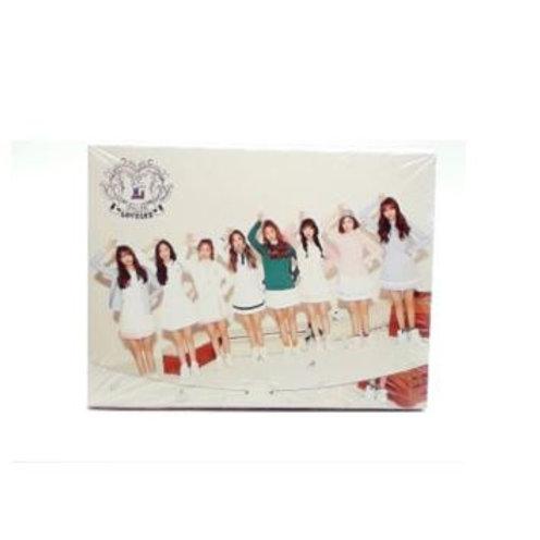 Lovelyz 1st Single Album - Lovelinus