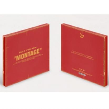 Block B 6th Mini Album - Montage