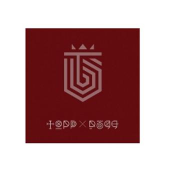 Topp Dogg 1st Mini Album - Dogg's Out Repackage: Cigarette