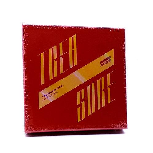 ATEEZ 3rd Mini Album - Treasure Ep. 3: One To All