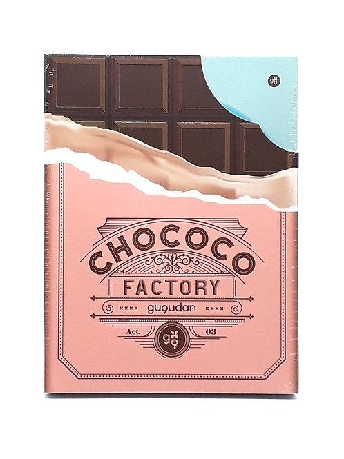 Gugudan 1st Single Album - Act.3 Chococo Factory