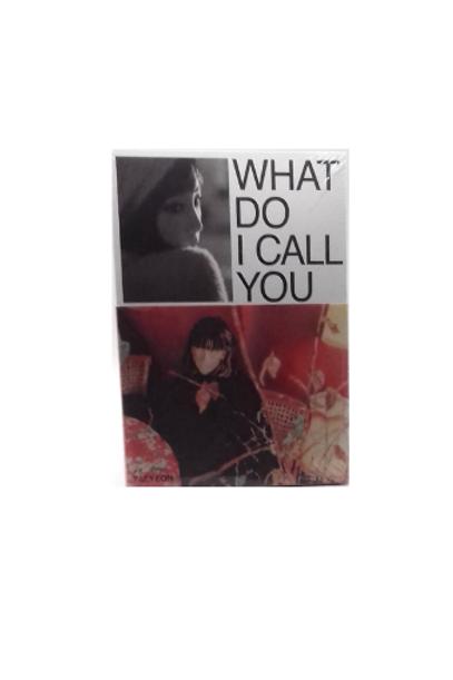 Taeyeon 4th Mini Album - What Do I Call You