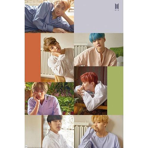 BTS Poster #3 (61 x 91,5cm)