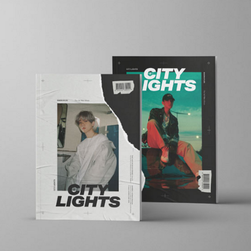 Baekhyun 1st Mini Album - City Lights
