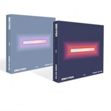Enhypen 1st Mini Album - Border: Day One