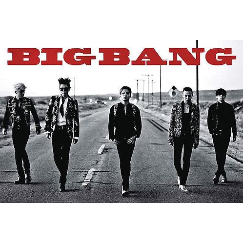 Big Bang Poster #1 (91,5 x 61cm)