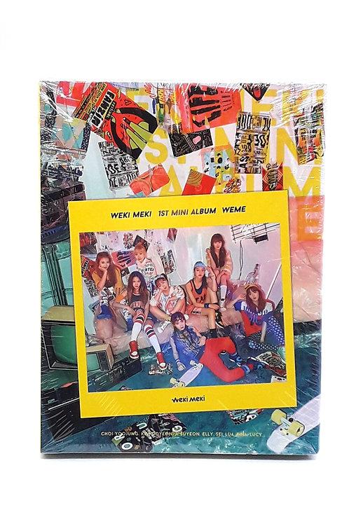 Weki Meki 1st Mini Album - WEME