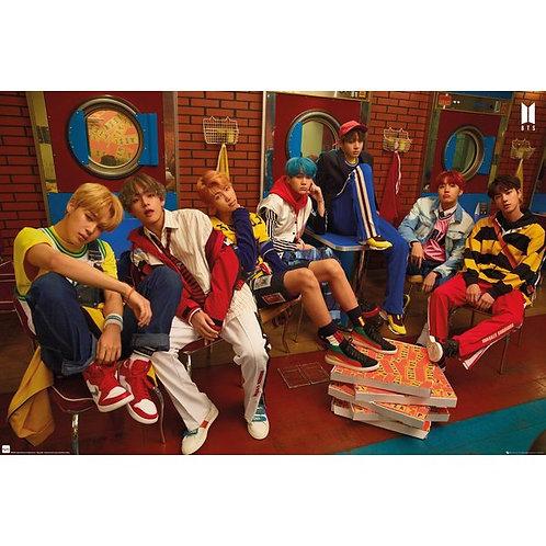 BTS Poster #2 (91,5 x 61cm)