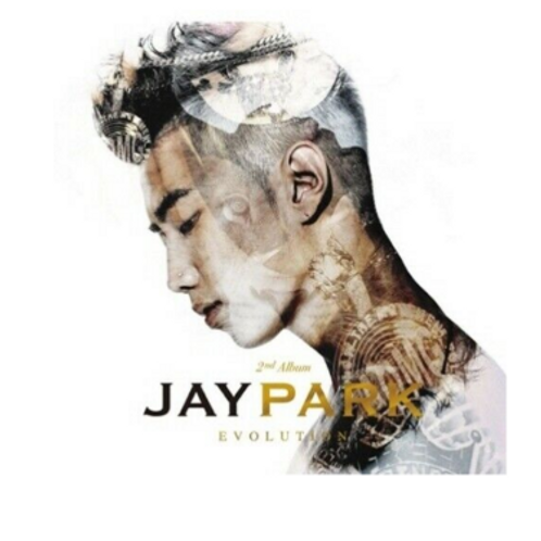 Jay Park 2nd Album - Evolution