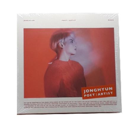 Jonghyun 2nd Studio Album - Poet | Artist