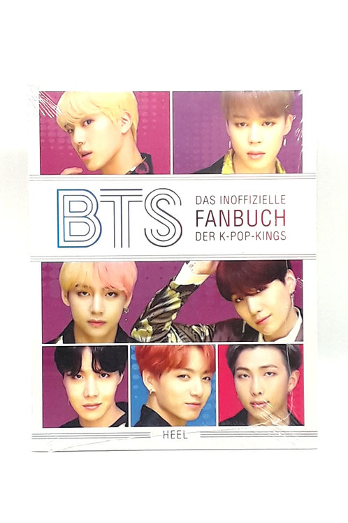 BTS - Das Inoffizielle Fanbuch der K-Pop Kings