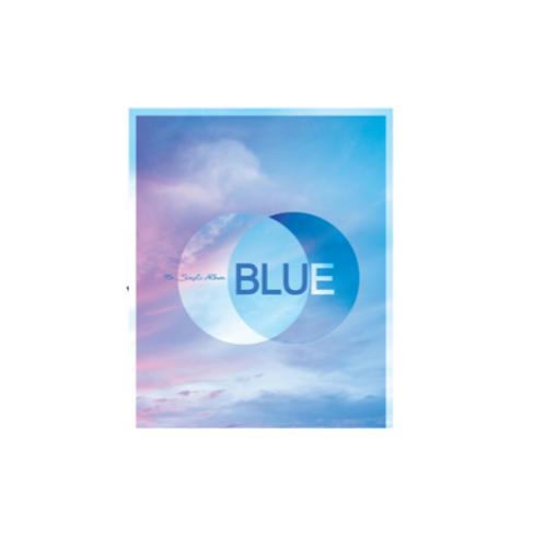 B.A.P 7th Single Album - Blue