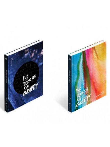 Day6 5th Mini Album - The Book Of Us: Gravity