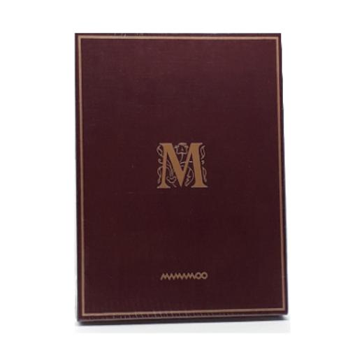 Mamamoo 4th Mini Album - Memory