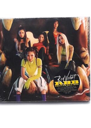 Red Velvet 5th Mini Album - Really Bad Boy