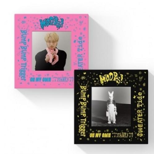 WOODZ 2nd Mini Album - WOOPS!