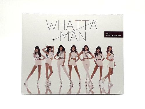 I.O.I 1st Single Album - Whatta Man