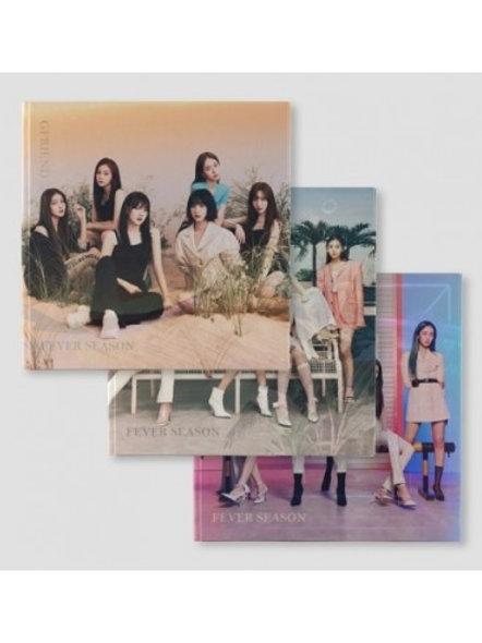 GFriend 7th Mini Album - Fever Season