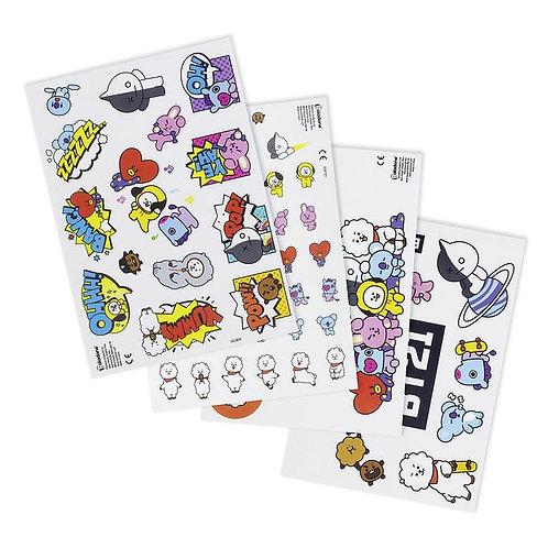 BT21 Sticker Set