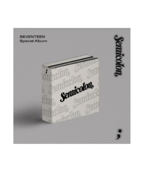 Seventeen Special Album - Semicolon (Second Press)