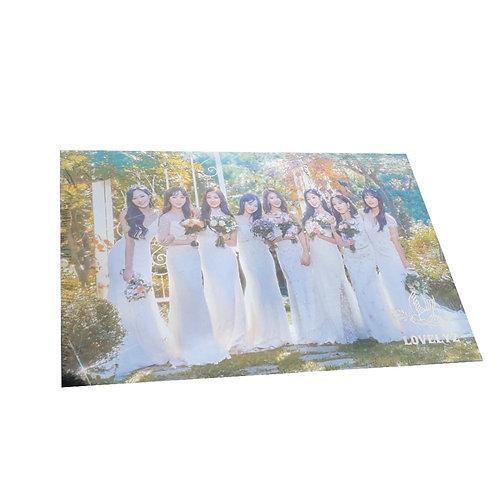 Lovelyz 5th Mini Album - Sanctuary