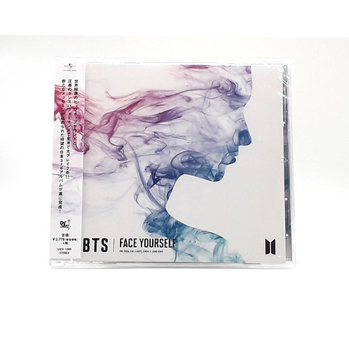 BTS 3rd Japanese Album - Face Yourself