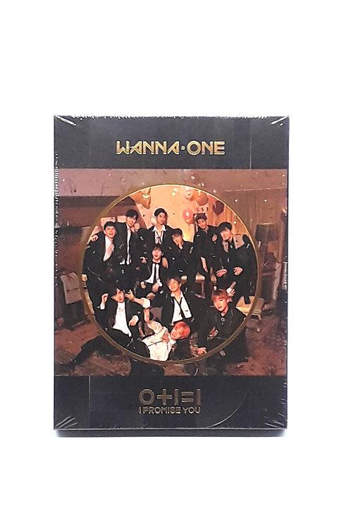 Wanna One 2nd Mini Album - 0+1=1 (I Promise You)