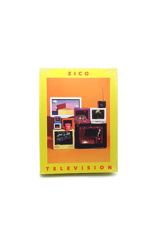 Zico 2nd Mini Album - Television