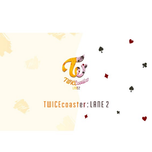 Twice Special Album - Twicecoaster Lane 2