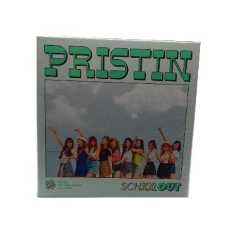 Pristin 2nd Mini Album - SCHXXL OUT