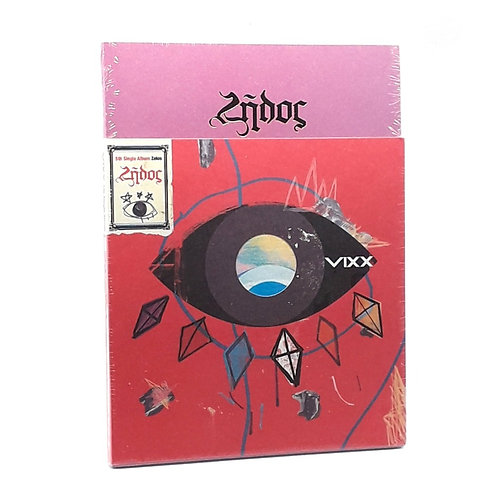 VIXX 5th Single Album - Zelos