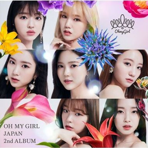 Oh My Girl - Japan 2nd Album