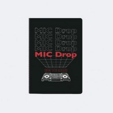 Offizielles BTS Notizheft - Mic Drop (A5)