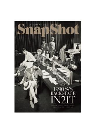 IN2IT 1st Single Album - Snapshot