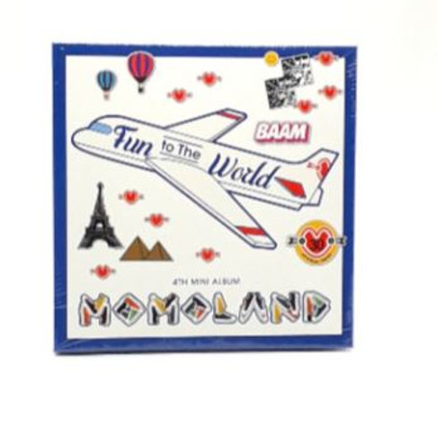 Momoland 4th Mini Album - Fun To The World