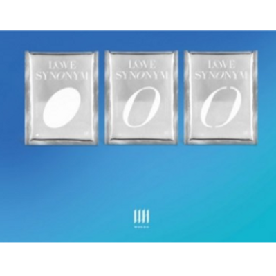 Wonho 1st Mini Album - Love Synonym Pt.1 Right For Me