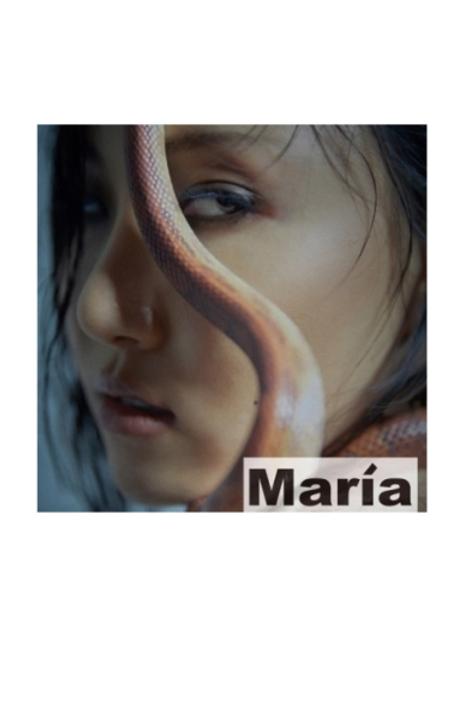 Hwasa 1st Mini Album - María