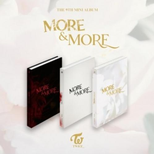 Twice 9th Mini Album - More & More