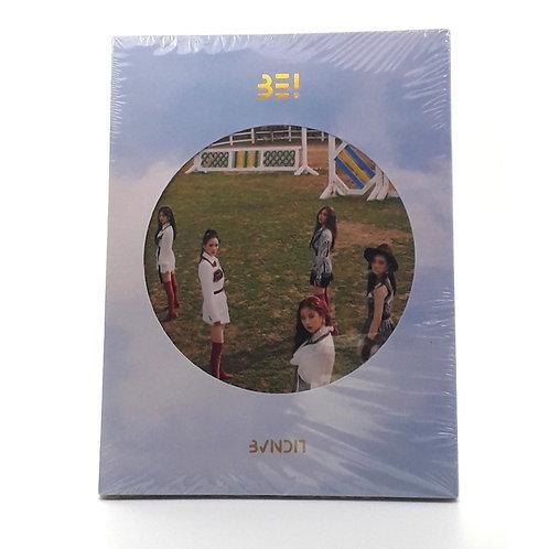 BVNDIT 1st Mini Album - BE!