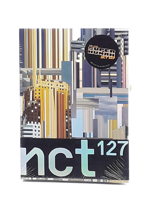 NCT 127 4th Mini Album - We Are Superhuman